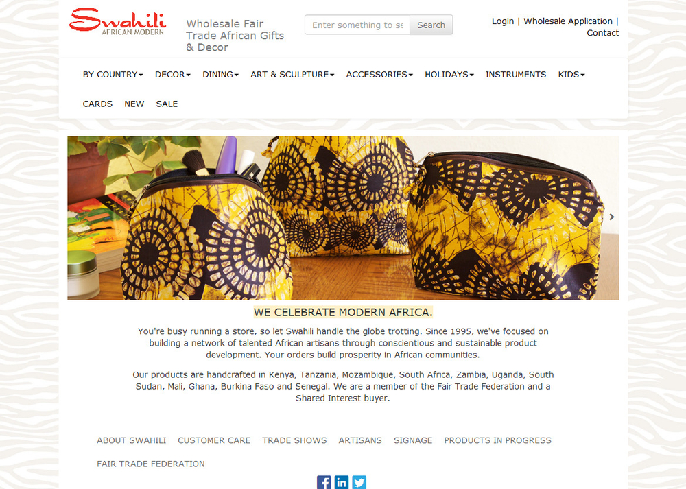 Image Swahili Wholesale