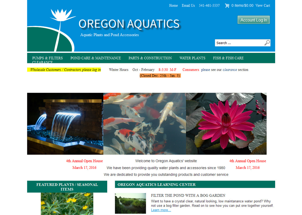 Image Oregon Aquatics