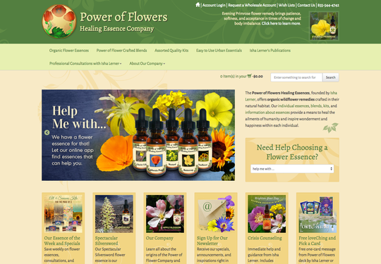 Image Power Flower Essences