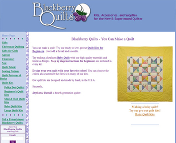 Image Blackberry Quilts