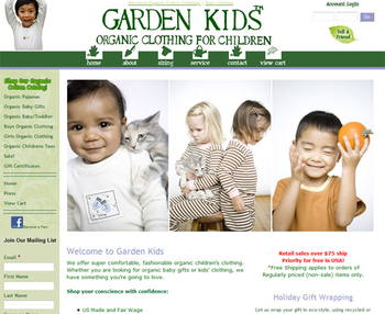 Image Garden Kids Clothing