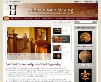 Image Heartwood Carving