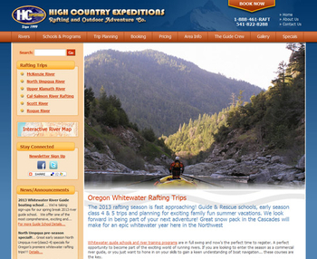 Image High Country Expeditions