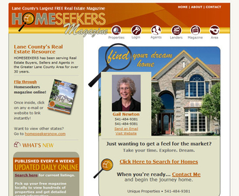 Image Homeseekers Magazine