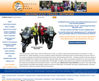 Image Motorcycle Travel Network